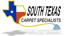 Logo South Texas Carpet Specialists